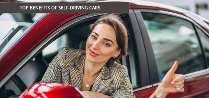 Selfdriving Car Benifits