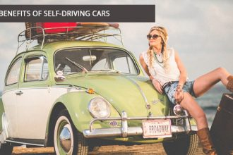 Top 4 Benefits of Self-Driving Cars