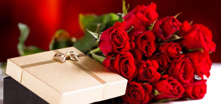Bunches Of Love Roses, Tulips & Iris