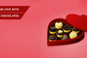 Treat Your Love With Delicious Chocolates