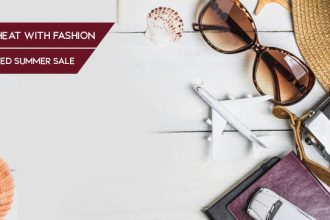 Beat The Heat with Fashion – Most Awaited Summer Sale