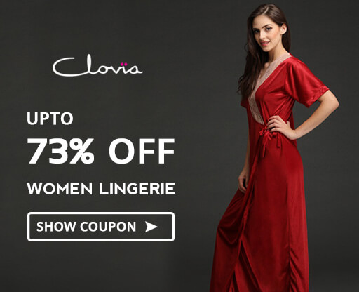 73% OFF Clovia Coupon Code
