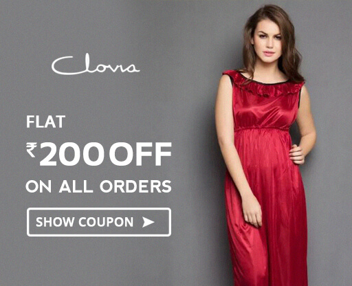 Clovia Rs 200 Voucher Code