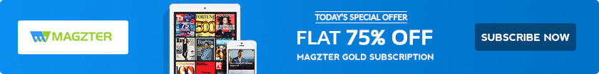 Magzter 75% OFF Coupon