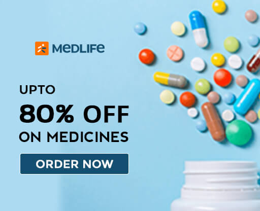 Medlife 80% OFF Coupon Code