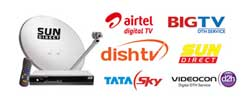 DTH Recharge coupons