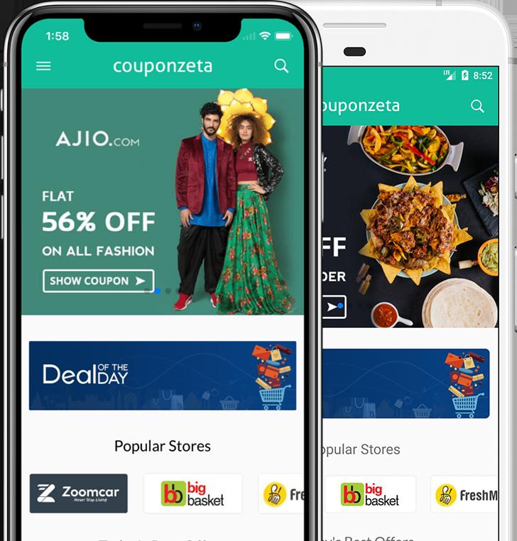 CouponZeta App